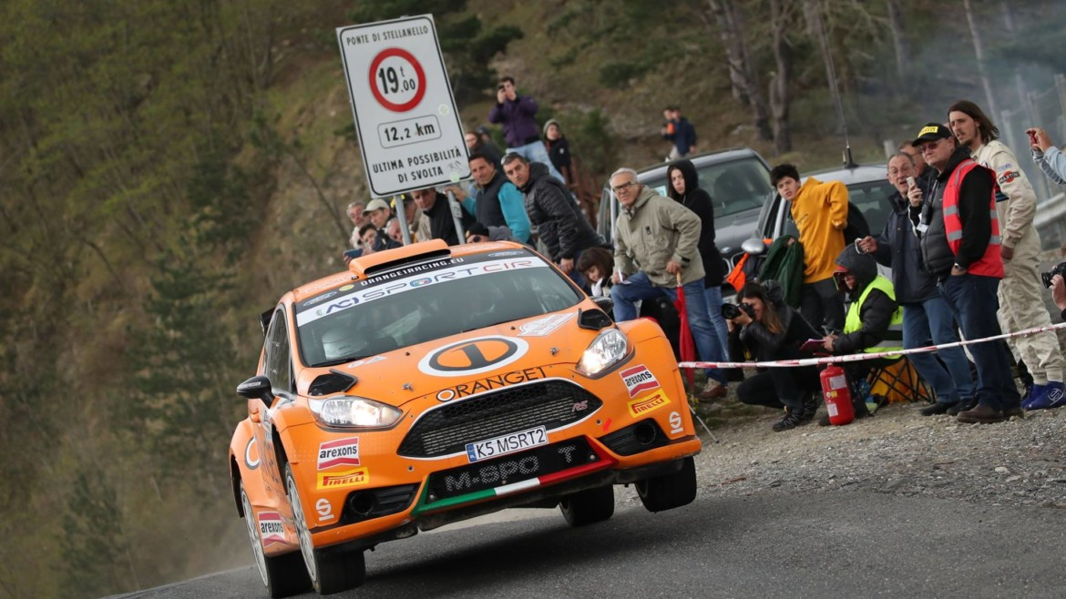 M-Sport e Orange1 Racing pronti per la Targa Florio