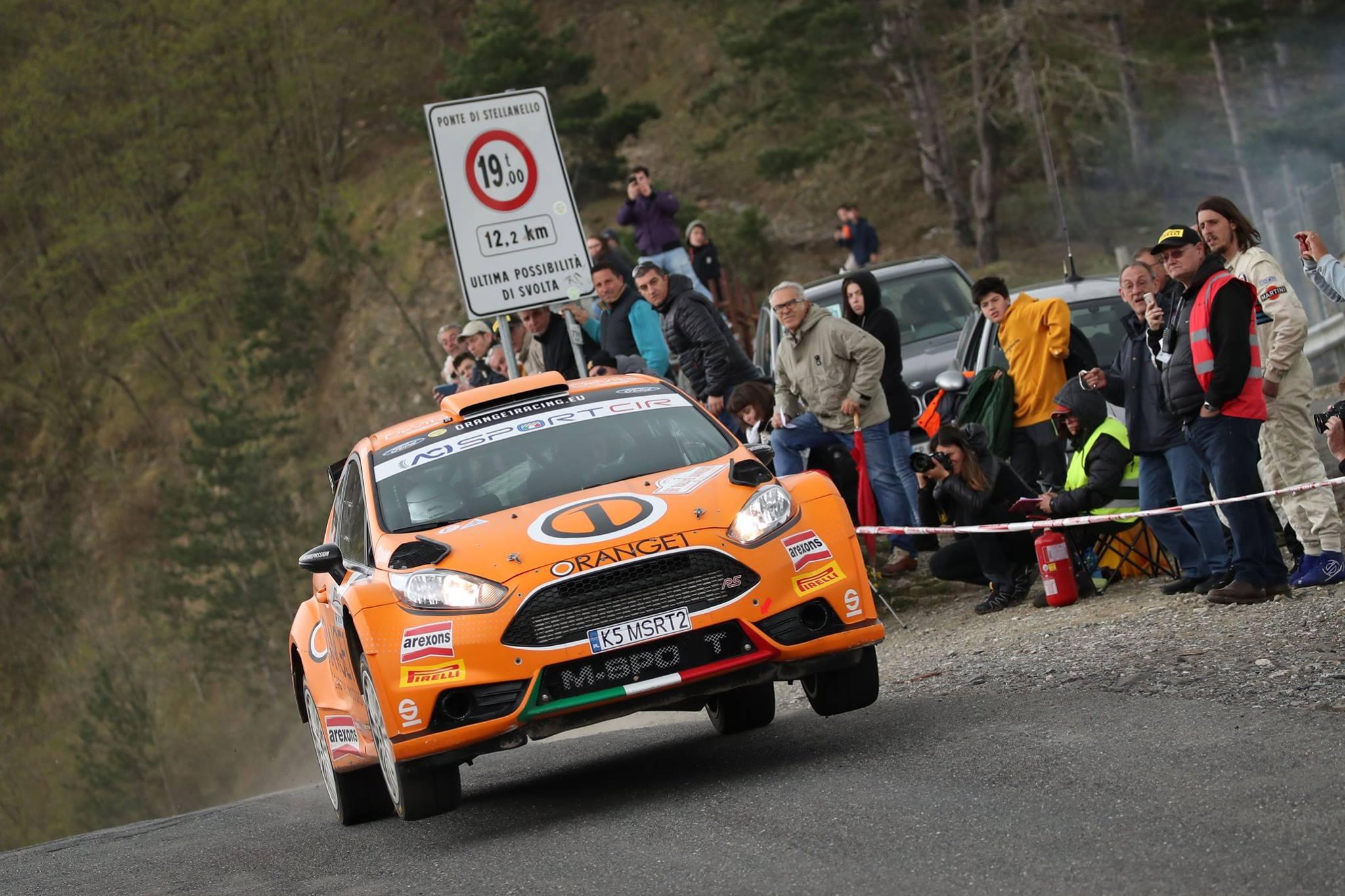 M-Sport e Orange1 Racing pronti per la Targa Florio