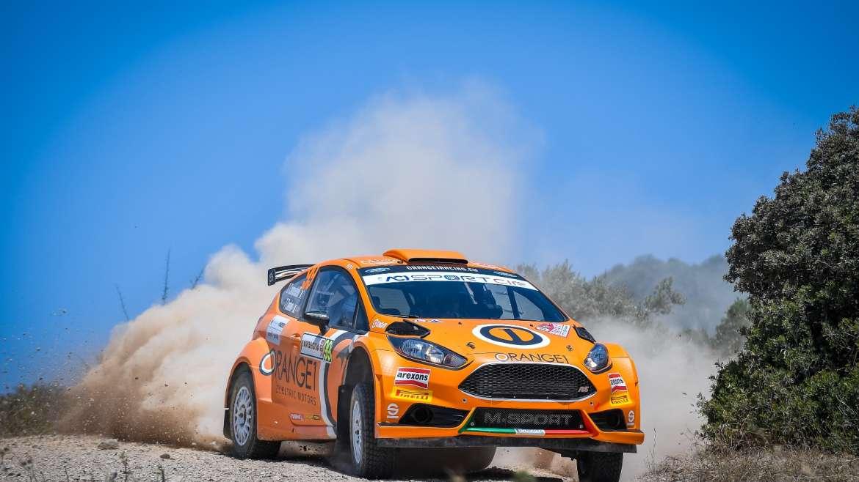Weekend difficile per Orange1 Racing e Campedelli in Sardegna