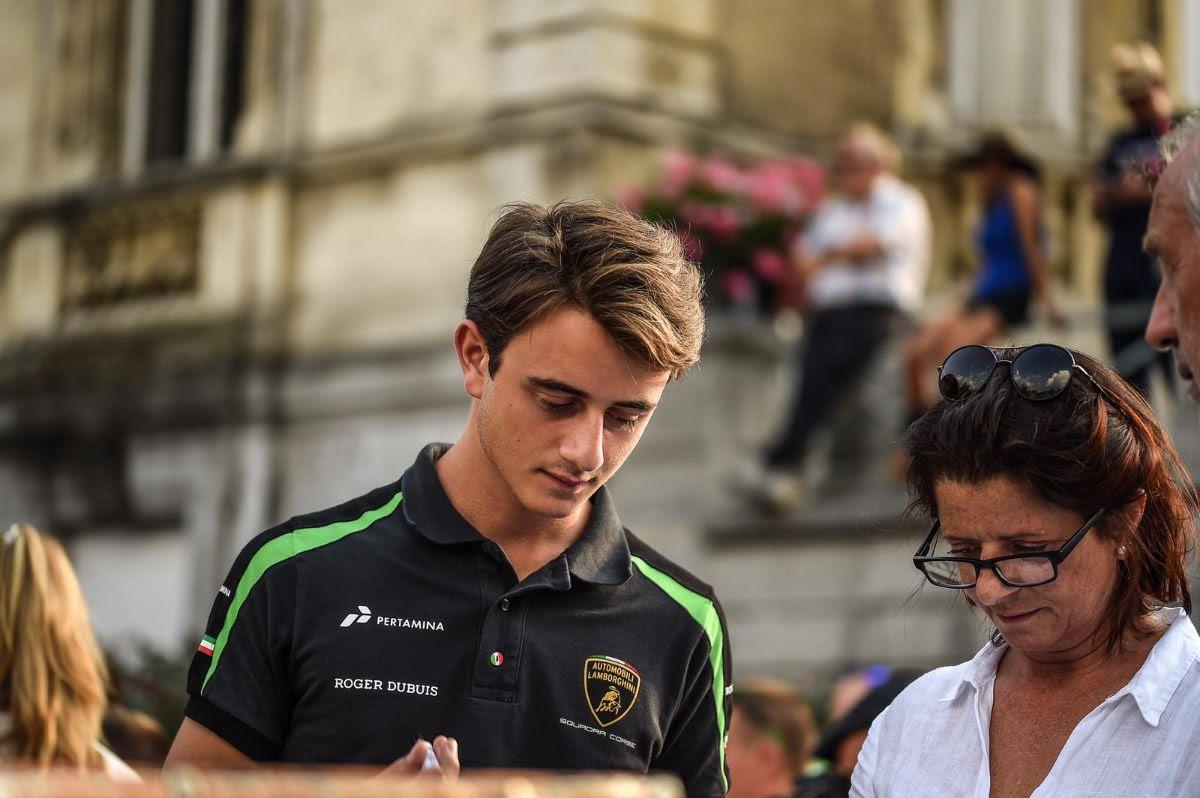 ORANGE1 FFF Racing Team by ACM adds Giacomo Altoé to its Spa 24 Hours line-up