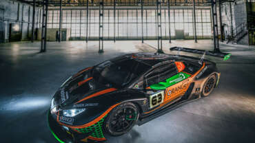 ORANGE1 RACING RENEWS THE PARTNERSHIP WITH FFF RACING TEAM AND LAMBORGHINI SQUADRA CORSE