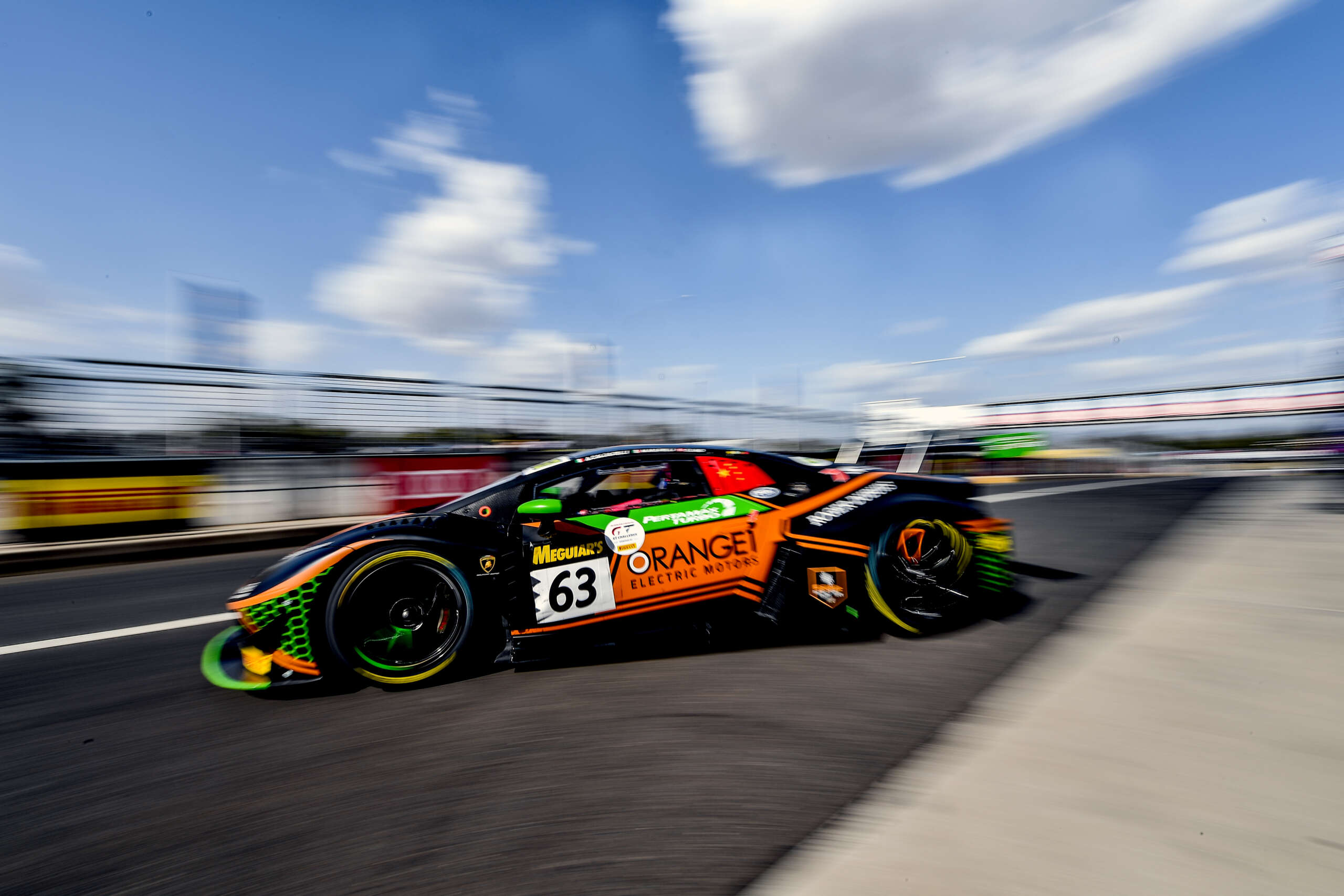 ORANGE1 FFF Racing Team by ACM unveils its 2020 line-up