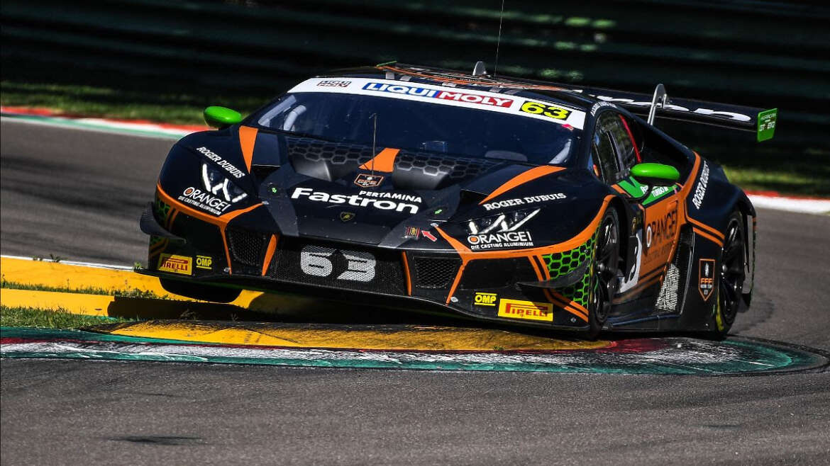 ORANGE1 FFF Racing Team by ACM restarts the engines at Imola