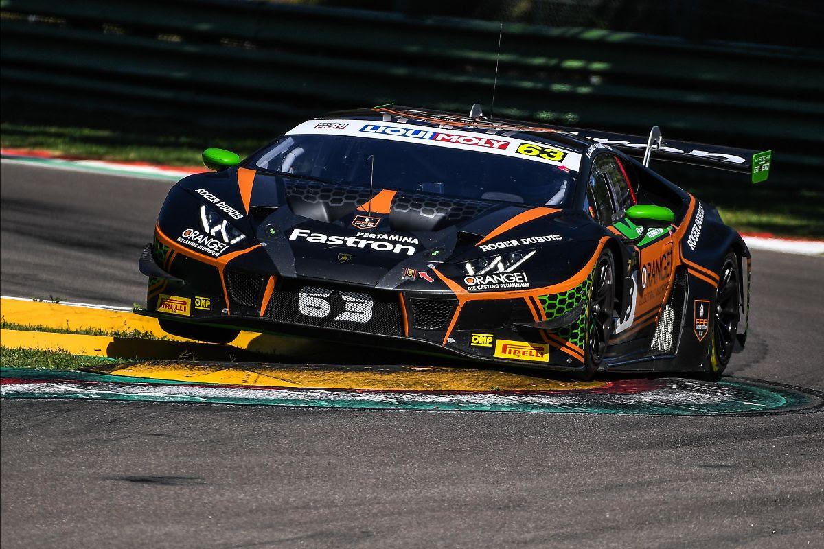 ORANGE1 FFF Racing Team by ACM restarts the engines at Imola