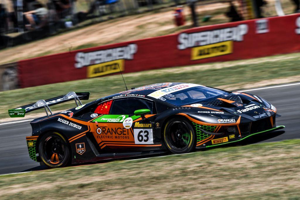 ORANGE1 FFF Racing Team by ACM confirms focus on its European challenge ahead of Spa 24 Hours