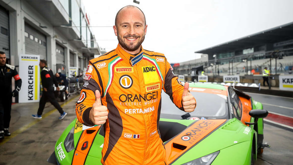 MEET THE DRIVER – FRANCK PERERA – ORANGE1