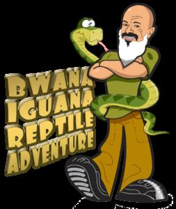 Bwana Iguana Reptile Adventure--Wednesday, July 17th