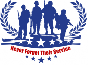 The library will be closed Monday, May 27th in observance of Memorial Day