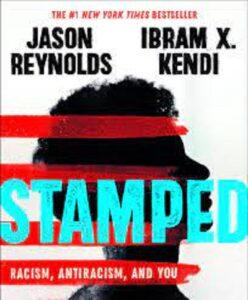 Living Literature presents STAMPED: Racism, Antiracism and You