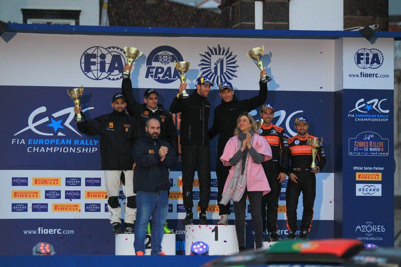 Toksport WRT scores maximum points for U28 at Azores Rallye