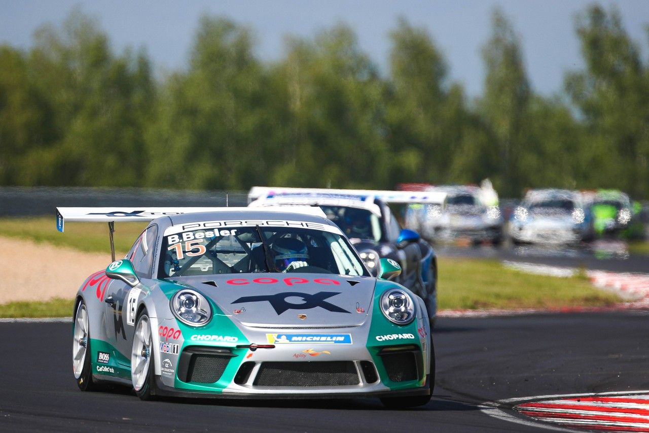 Unlucky weekend for Berkay at Autodrom Most