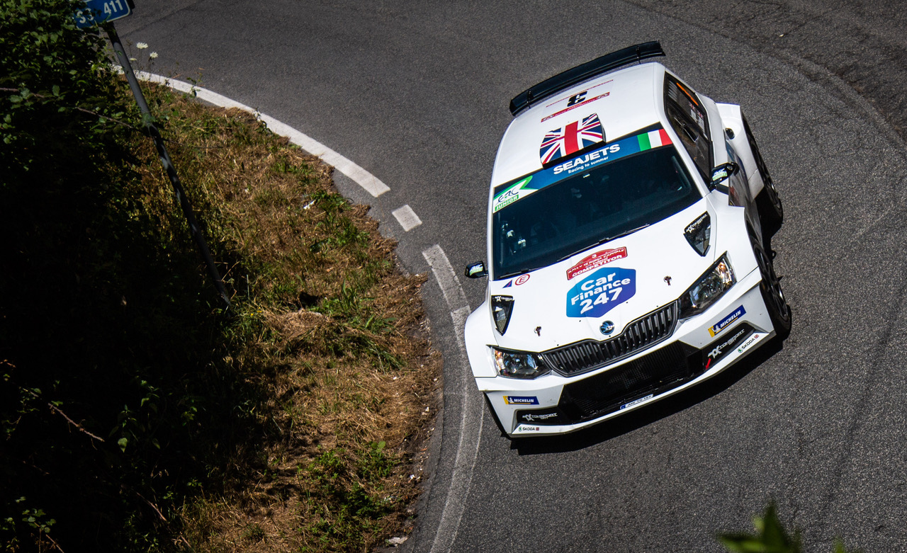 ERC Rally Roma Toksport WRT