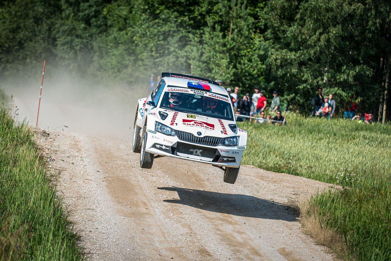 Rally Estonia Emilio Fernandez