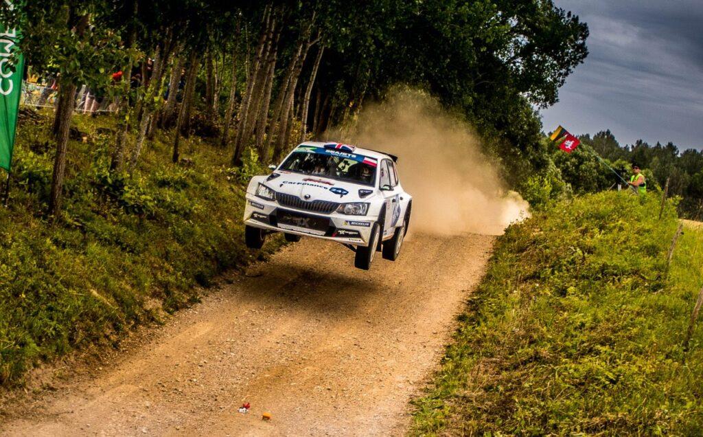 Rally Poland 2019 Chris Ingram