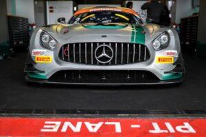 ADAC GT Masters Nurburgring Toksport WRT