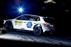 ERC Barum Rally Toksport WRT