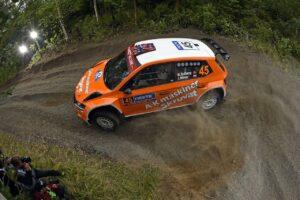 WRC Rally Finland Toksport WRT