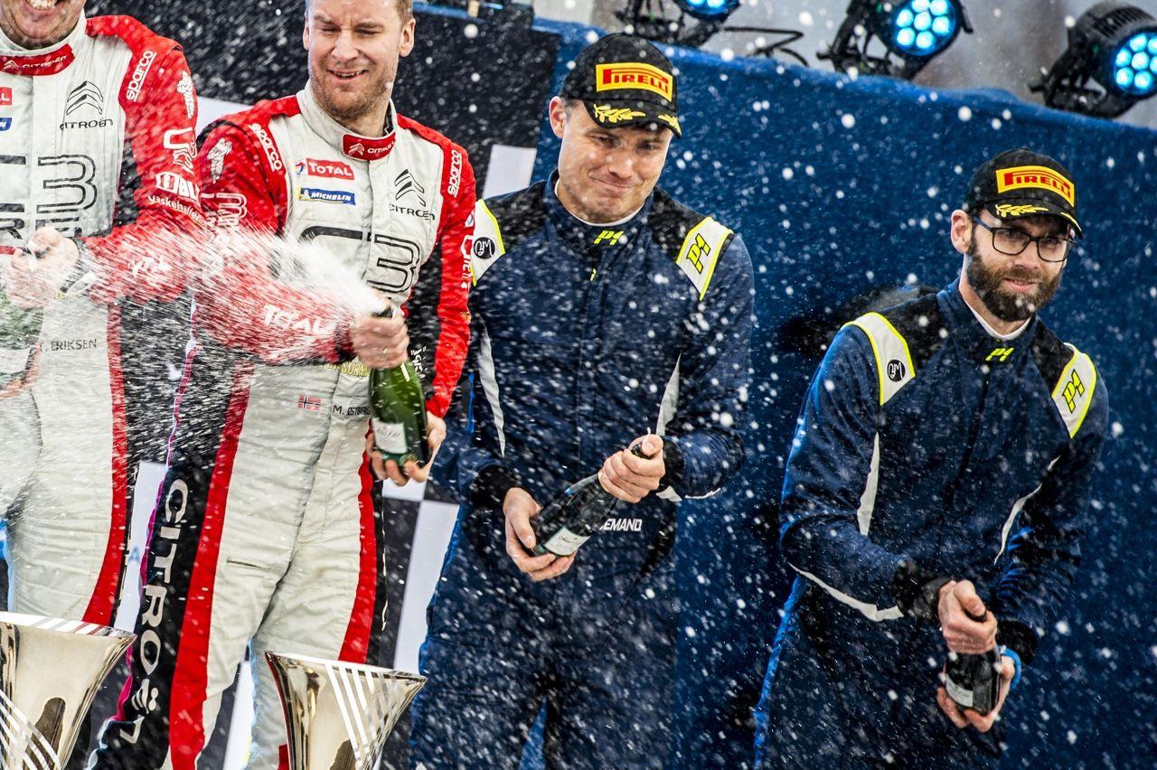 Pontus Tidemand WRC Rally Sweden