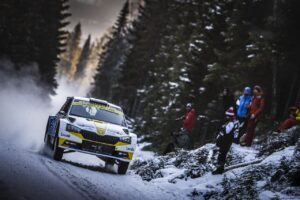 Pontus Tidemand WRC Rally Sweden