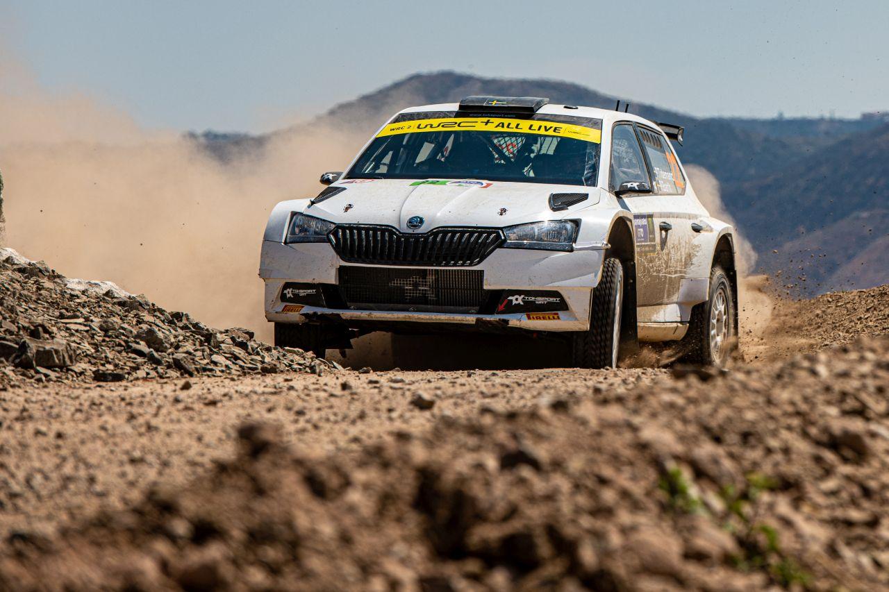 Potus Tidemand WRC Rally Mexico 2020
