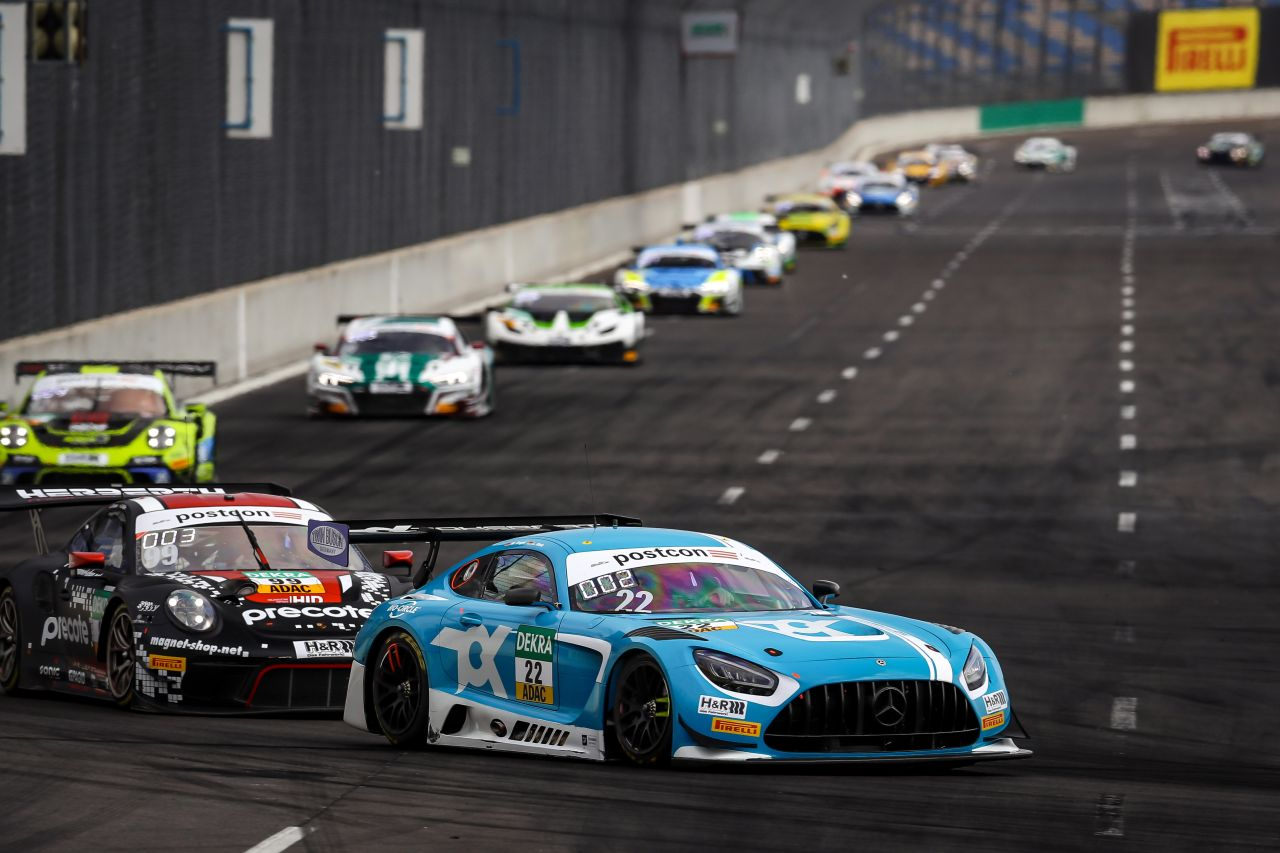 Victory and championship lead for Toksport WRT at Lausitzring