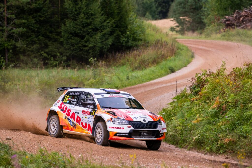 Louna Eesti Ralli - Toksport WRT
