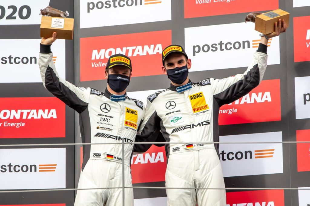 Toksport WRT celebrates another podium at the Red Bull Ring