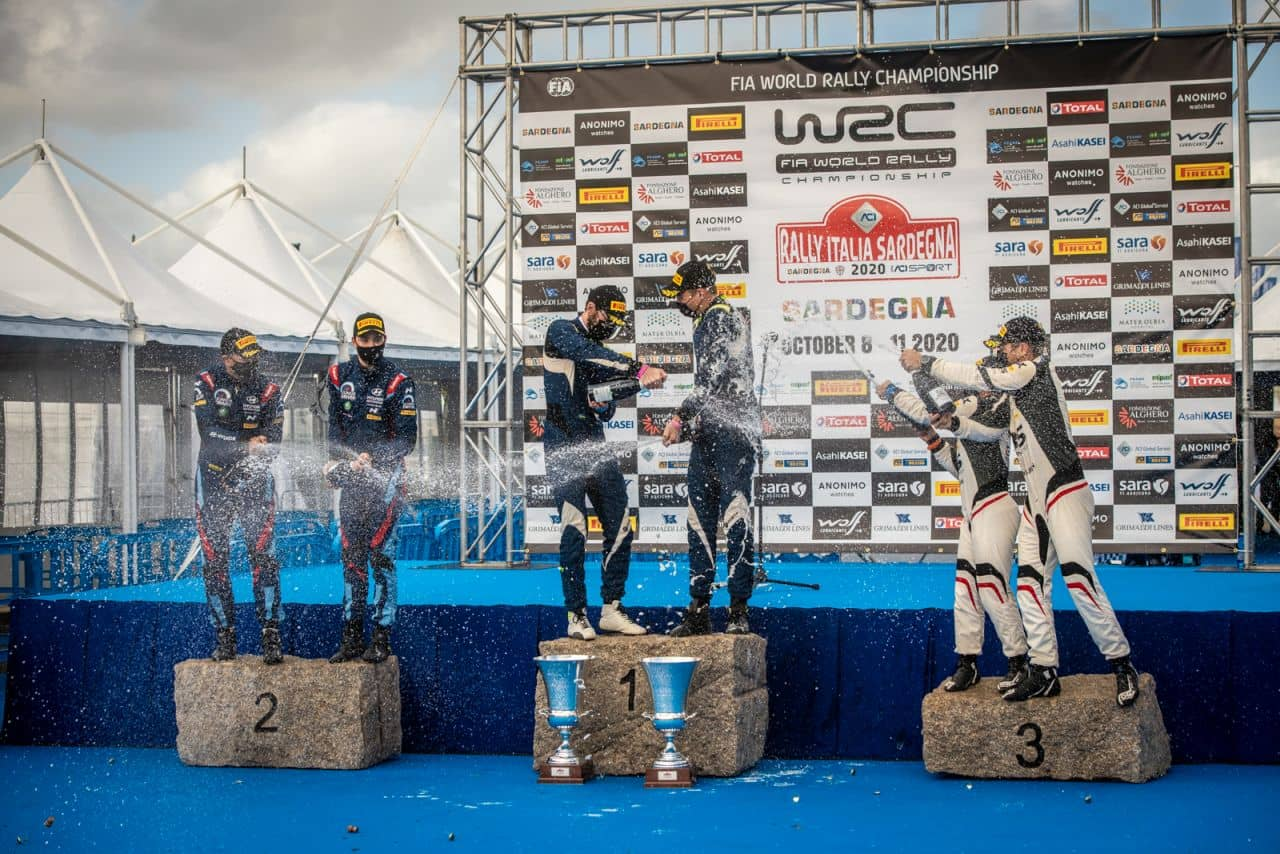 Toksport WRT extends the lead the WRC2