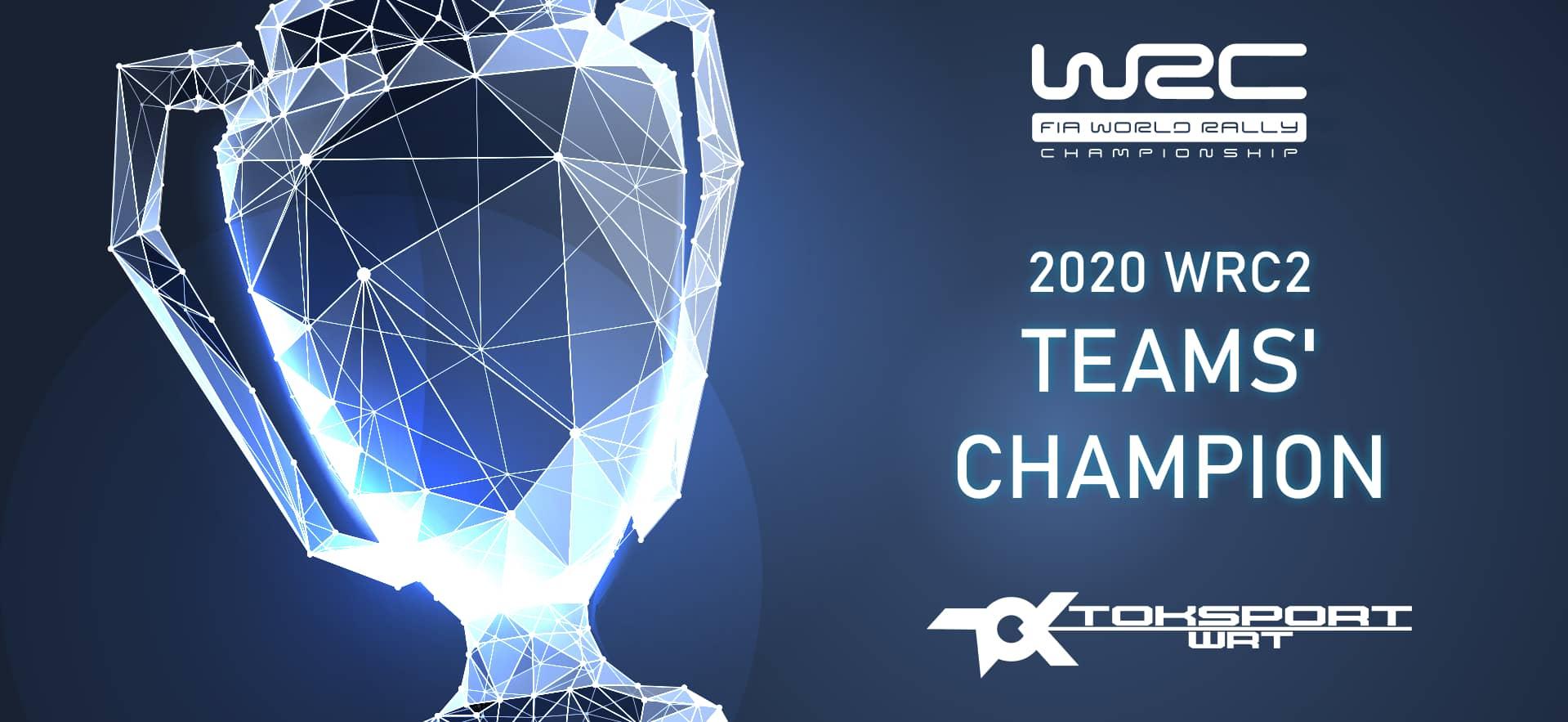 2020 WRC2 Teams Champion