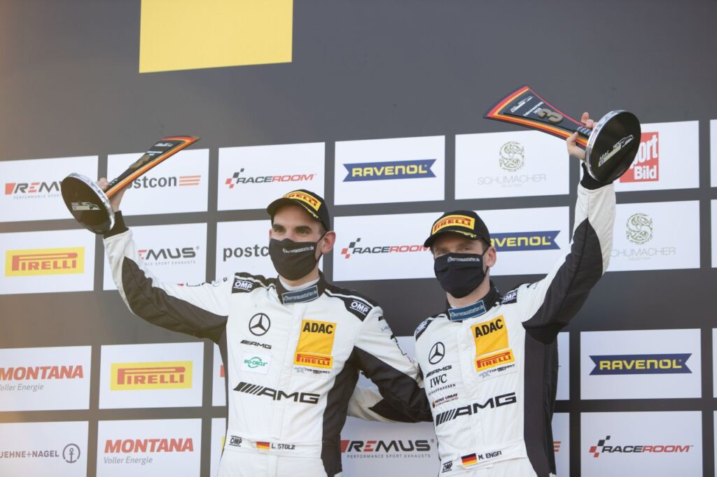 Toksport WRT finished its debut season in ADAC GT Masters in P3