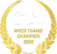 WRC2 Teams Champion