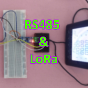 rs485 lora