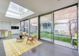 Swift Street, Fulham, SW6, 7 Bedroom House for sale, Sliding doors