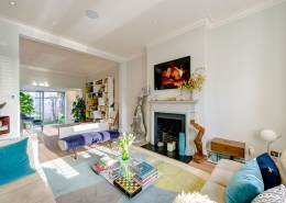 Swift Street, Fulham, SW6, 7 Bedroom House for sale, Lounge