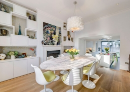 Swift Street, Fulham, SW6, 7 Bedroom House for sale, Dining
