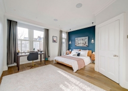 Swift Street, Fulham, SW6, 7 Bedroom House for sale, Bedroom