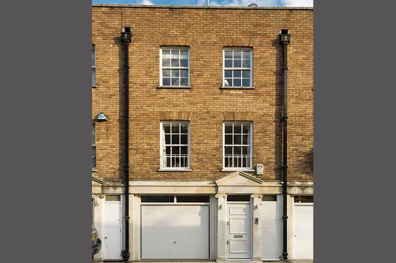 Cadogan Lane, Knightsbridge, SW3, 3,4 Bedroom House for sale, House
