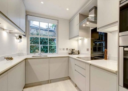 Cadogan Lane, Knightsbridge, SW3, 3,4 Bedroom House for sale, Kitchen