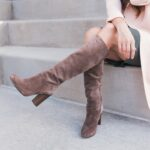 6 innovative ways to wear high boots to refresh your outfits (3)