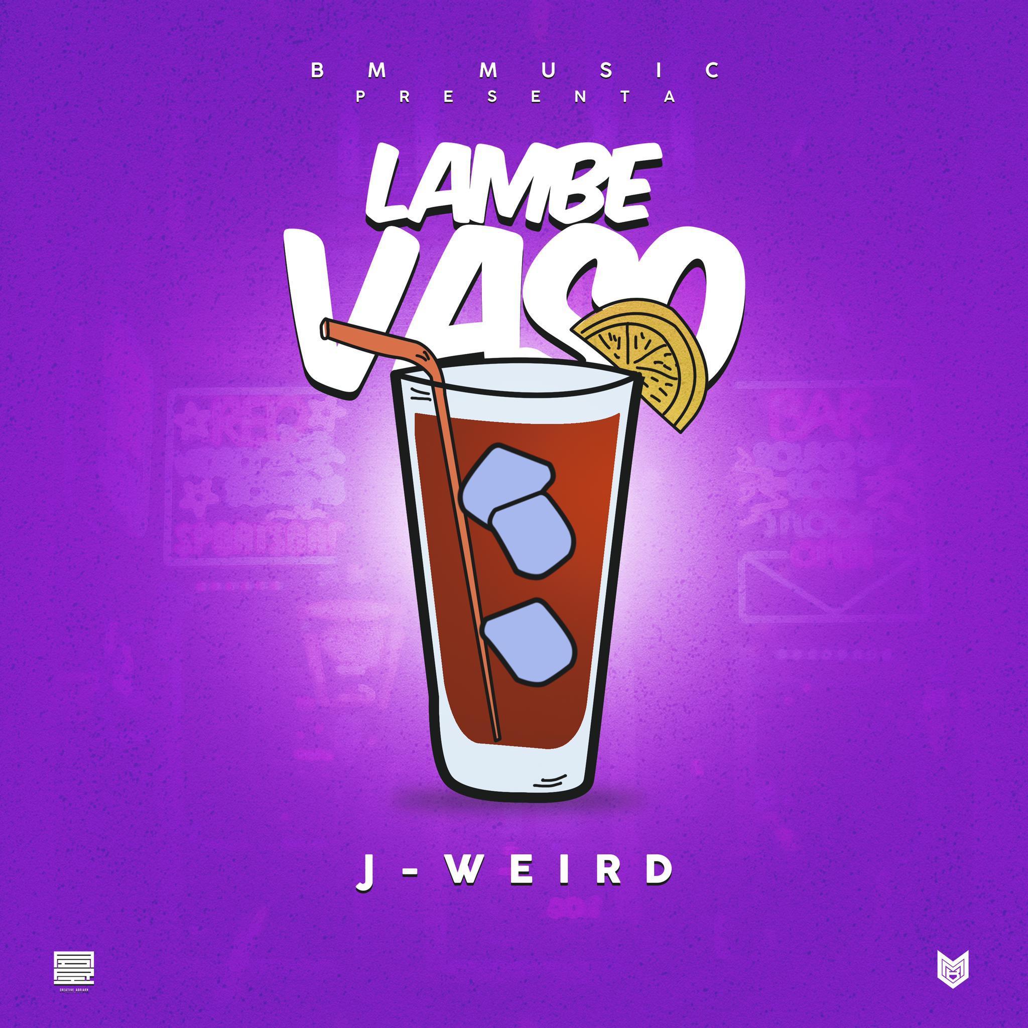 J WEIRD – LAMBE VASO