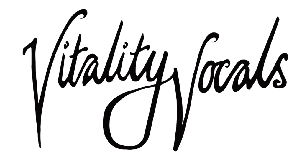 Vocal Tuition in Oxford - Vitality Vocals Logo