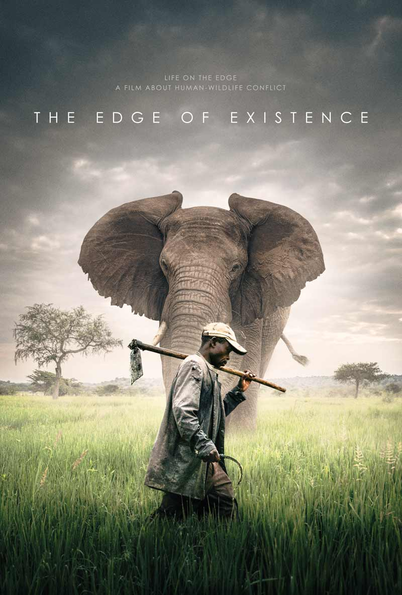 A Black Bean Productions film. The Edge of Existence documents human-wildlife conflict in Africa.