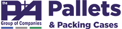 P&A Pallets and Packing Cases Logo