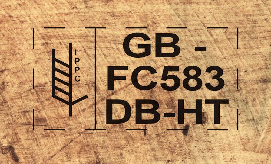 FC583 compliance stamp