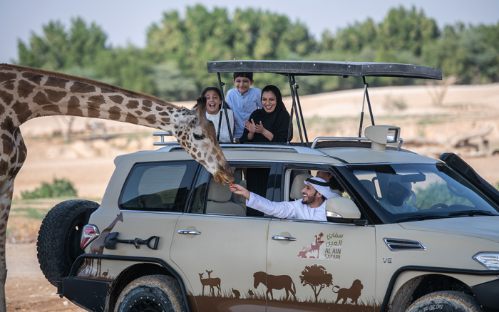 Al Ain Zoo protects endangered animals