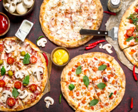 Our Top Five Pizzas