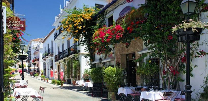 shopping experience in Marbella Old Town