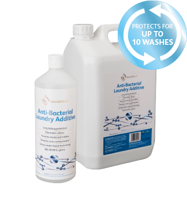 Goldshield Antibacterial Laundry Additive