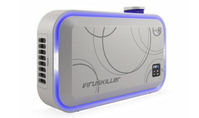 Radic8 VK Blue Air Purifier