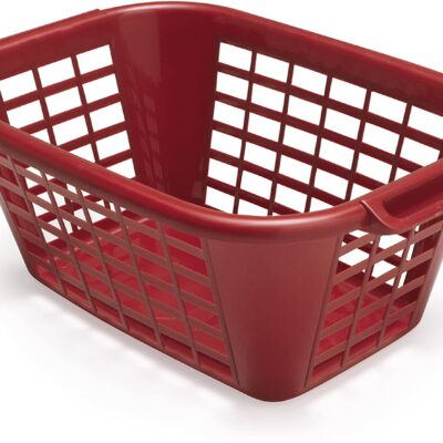 Red Laundry Baskets